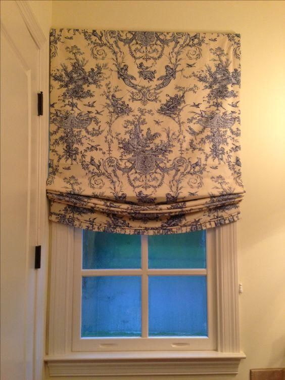 100 Toile Relaxed Roman You Pay 1 2 Down Blinds Design
