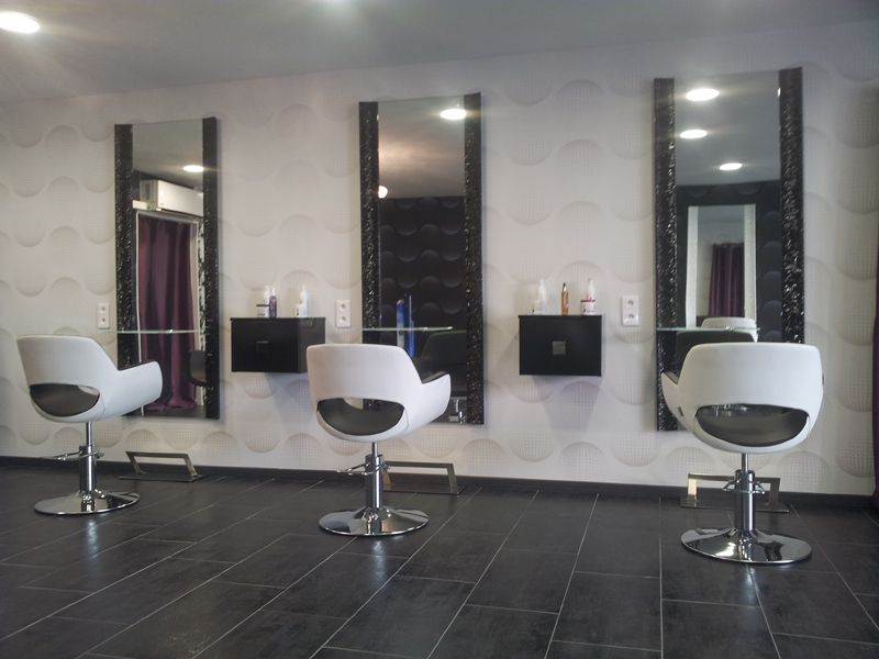 Best Salon Coiffeur Moderne Photos - Awesome Interior Home ...