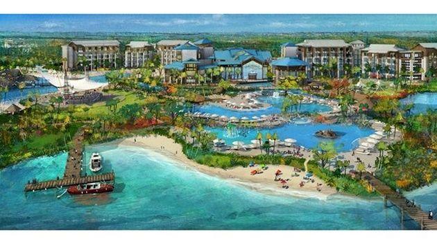 First Look Margaritaville Resort Orlando