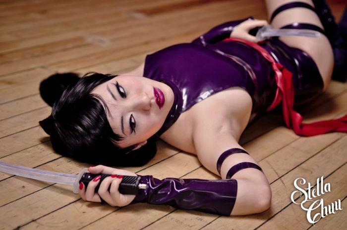 Stella Chuu als Psylocke