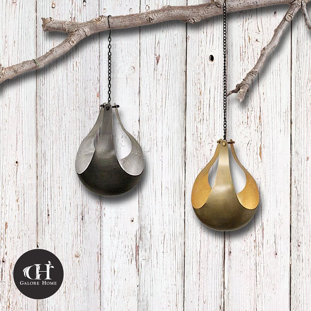 Pin On Hanging Candle Holders