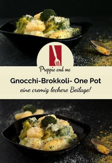 Photo of Gnocchi-Brokkoli One Pot
