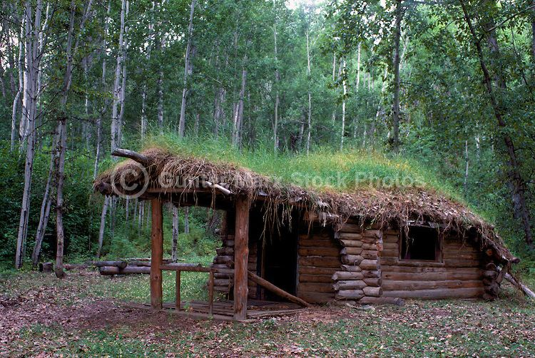 Forest Cabin Landscaping Canada Prospector 39 S Old