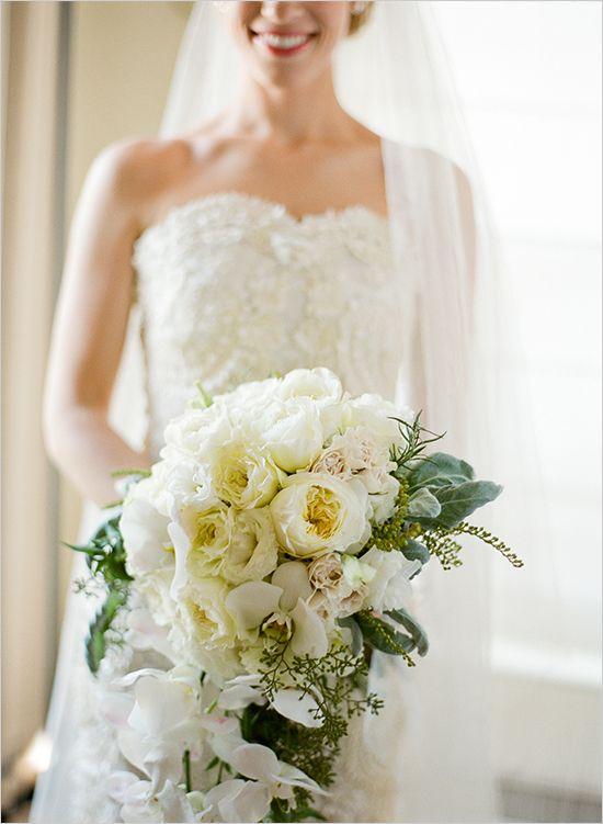 wedding wedding bouquet designed by Soiree Floral