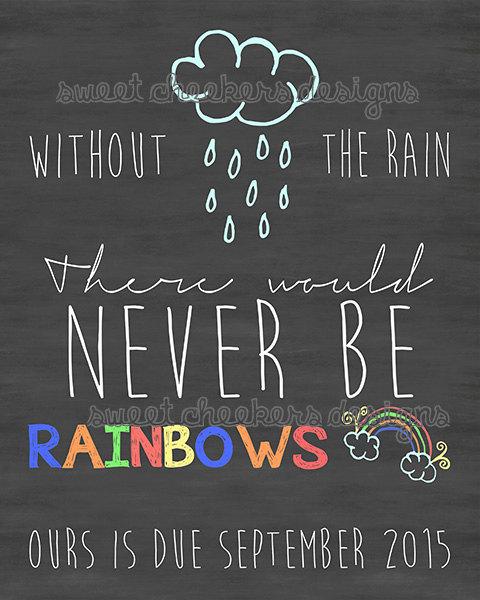 Pin On Rainbow Baby
