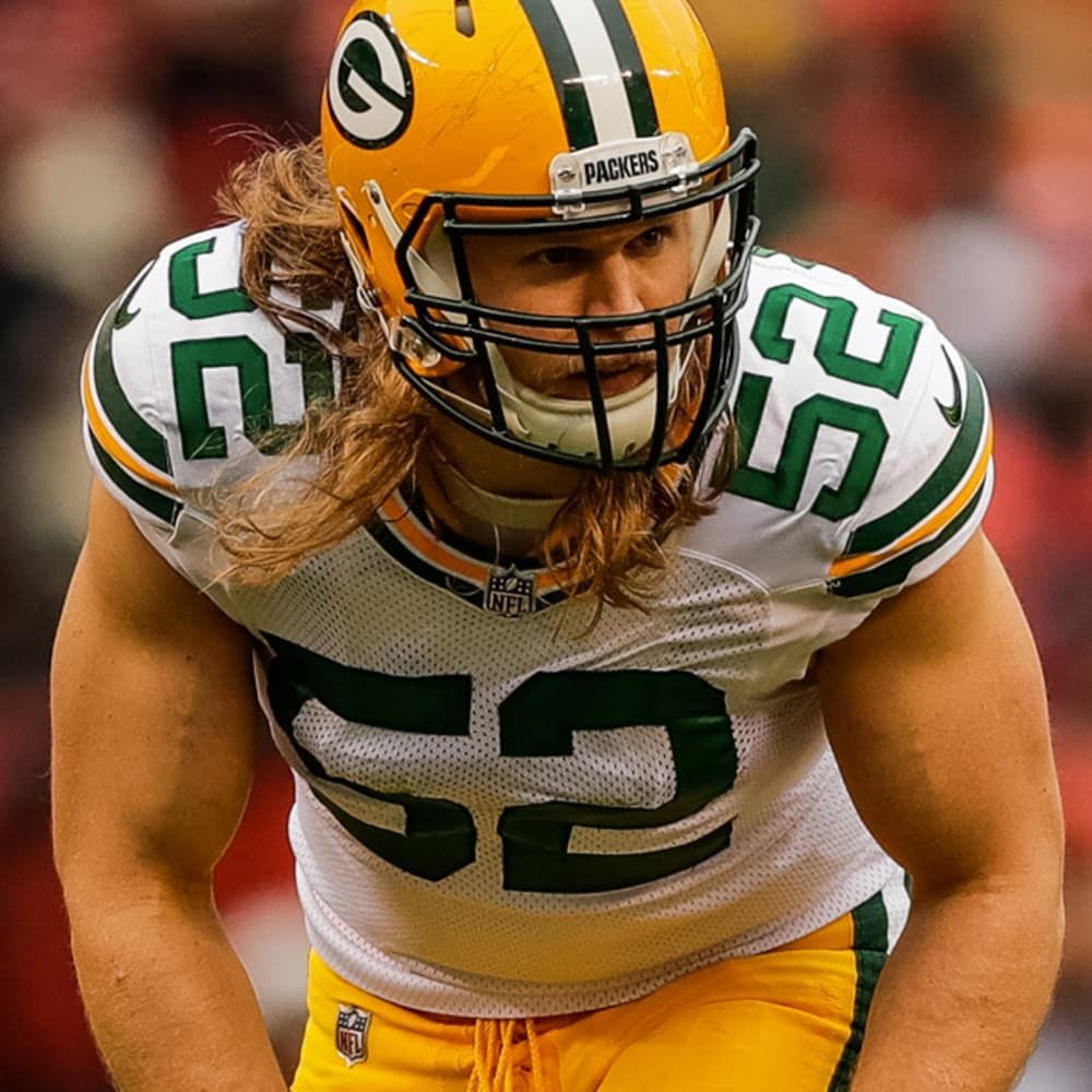 Clay Matthews Green Bay Packers Football Clay Matthews Green Bay Packers
