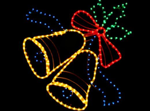 Bestmart Inc New 110v Led Rope Light Home Inoutdoor Christmas