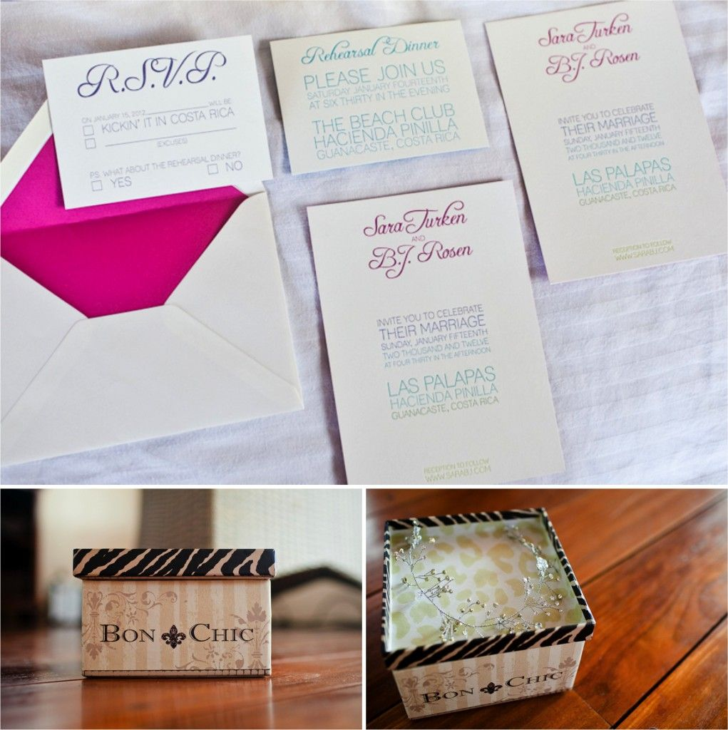 ombre invitations by abby gelfand | Design Ideas | Pinterest ...