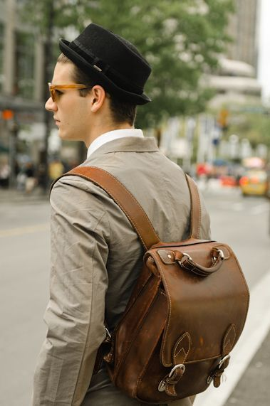 Back bag