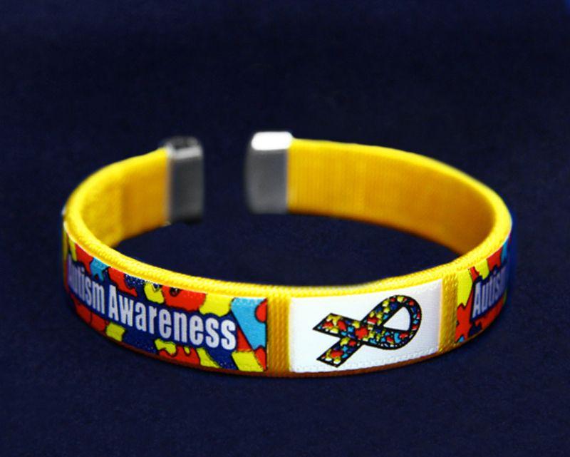 Pin By Avid Autism Advocates On Avid Autism Advocates Autism Awareness Bracelet Autism Bracelets Bangle Bracelets