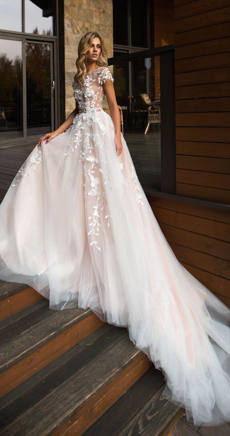 56f65b42d9e The most incredibly beautiful wedding dress - Romantic Wedding Dresses
