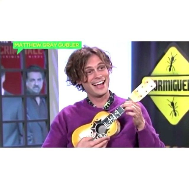 this vine IS SO CUTE #matthewgraygubler #criminalminds