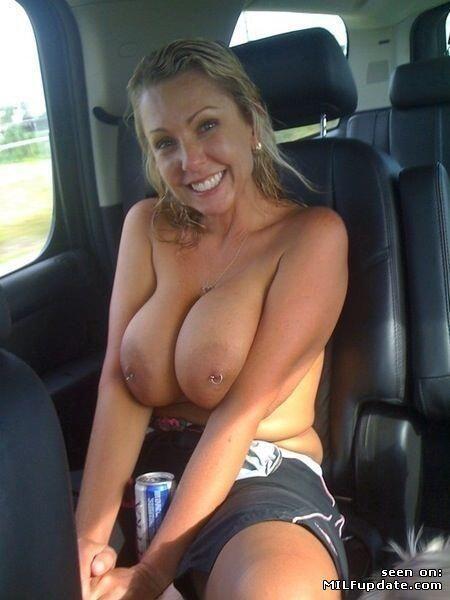 Big Tits Pierced Nipples 75