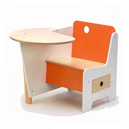 Offi Kids Mini Drawer Doodle Desk