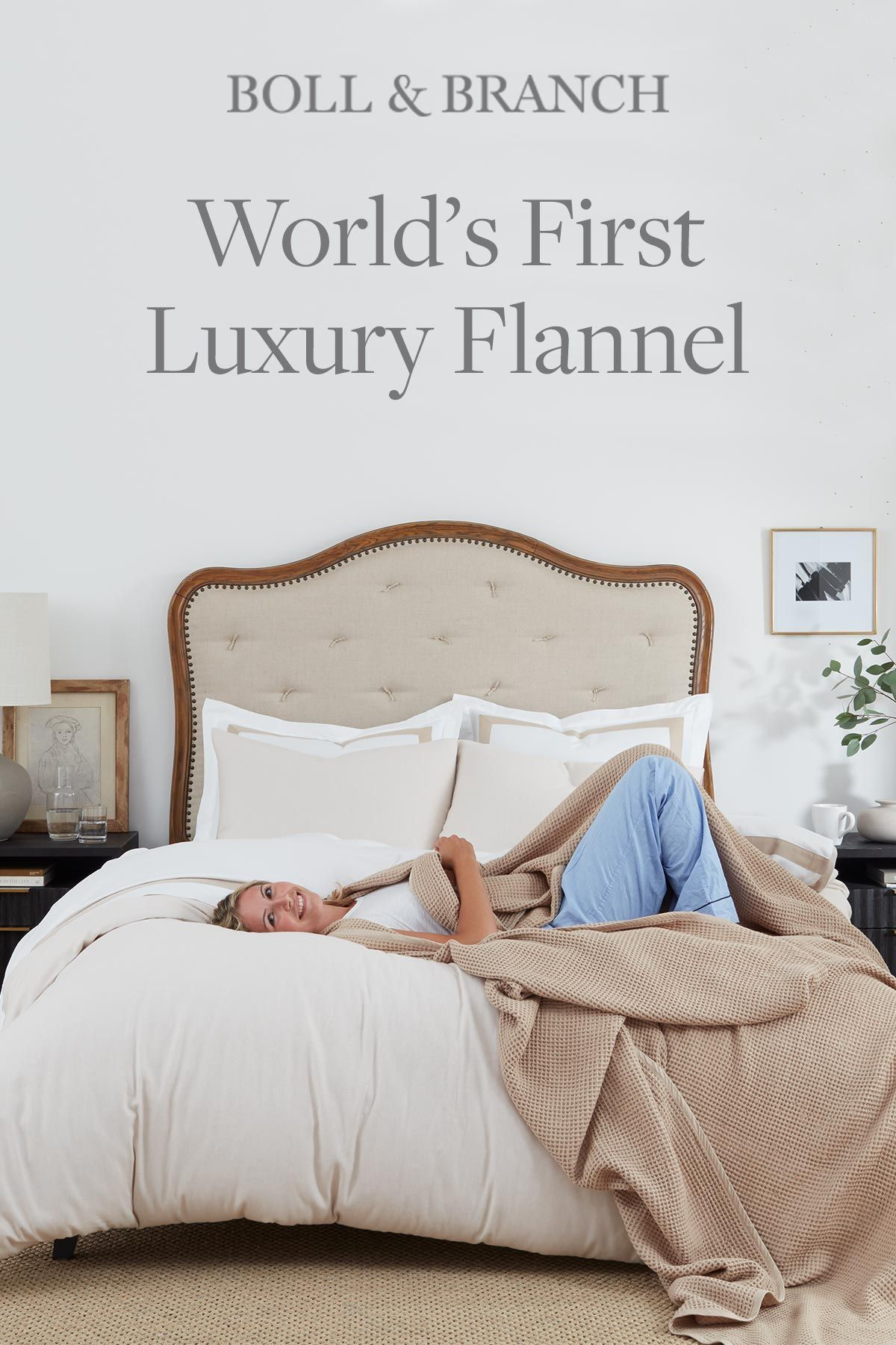 The Softest Coziest 100 Organic Cotton Flannel Bedding