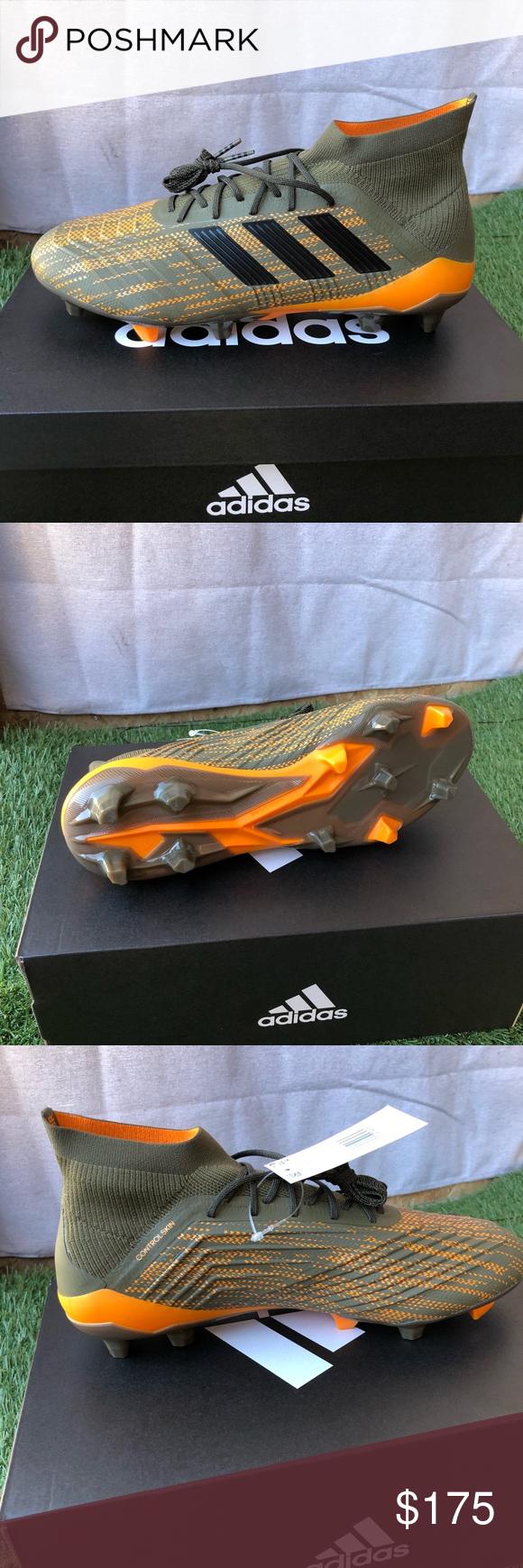 Adidas predator 18.1 FG CM7412 B6 Adidas men s soccer shoes adidas Shoes 4a4b185b7