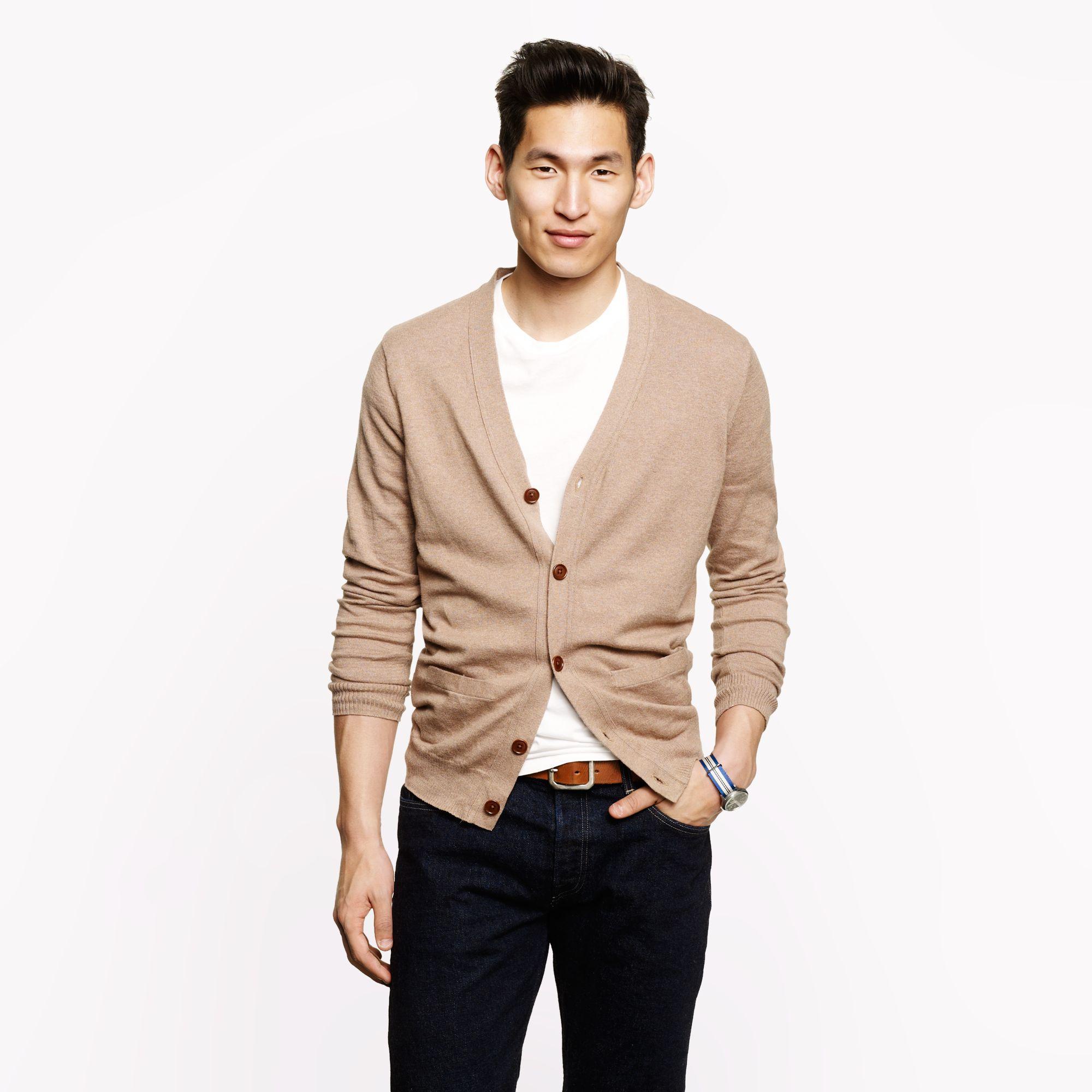 jcrew-hthr-camel-cottoncashmere-cardigan-product-1-12098242 ...