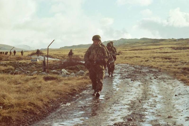 Pin en British Post War Military History