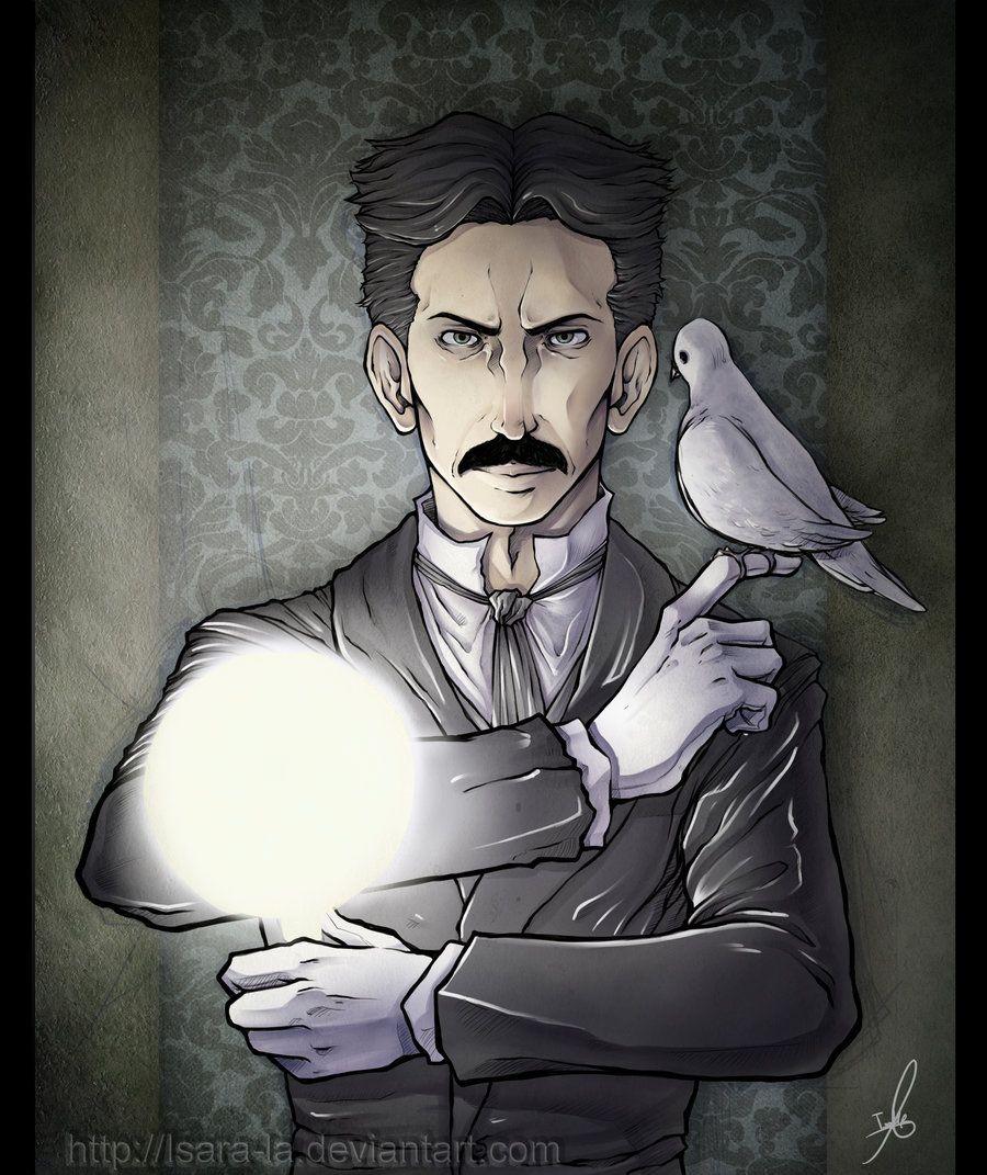 Nikola Tesla Wallpapers: Nikola Tesla By Isara-La On DeviantArt