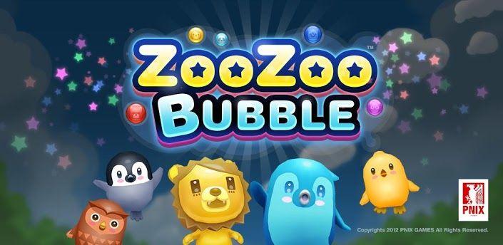 [GAMEAPP] ZOOZOO BUBBLE (705×344) (มีรูปภาพ)