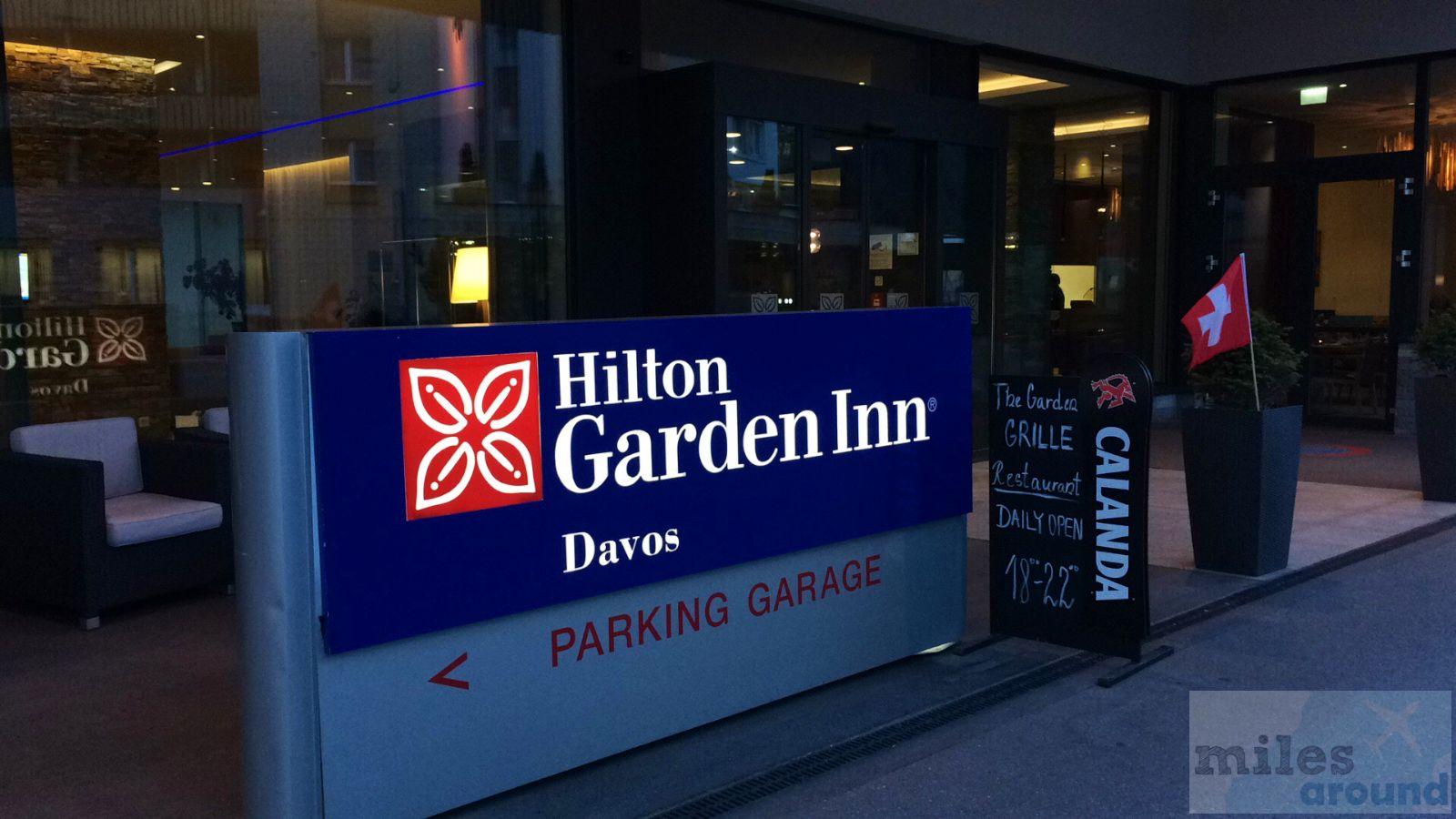 Hilton Garden Inn Davos Hotel bewertung, Luxushotel und