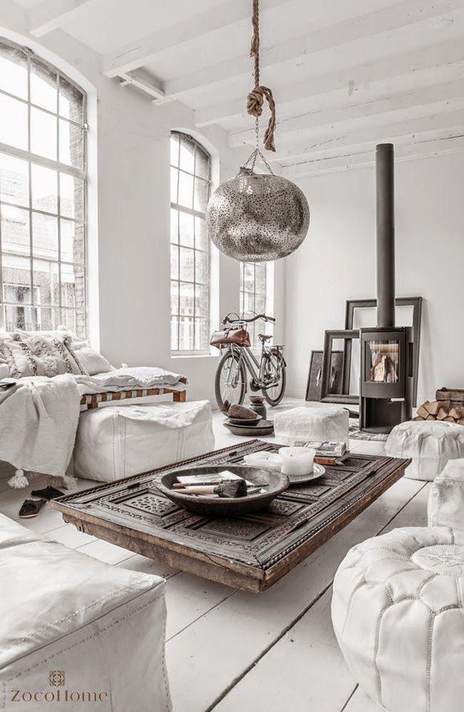 8x inspiratie voor een Marokkaans interieur  kamer