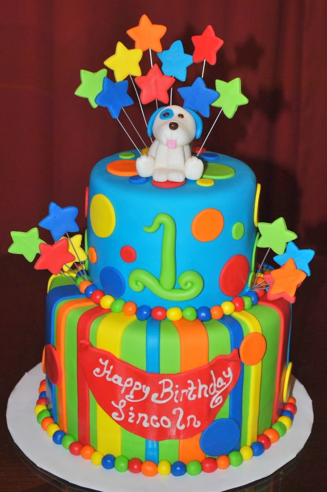 Birthday Cake Themes For Baby Boy : First Birthday Cake Ideas For Baby Boy Xanders First ...