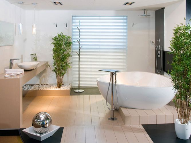 Wellness Badezimmer Gestaltung – Wohn-design