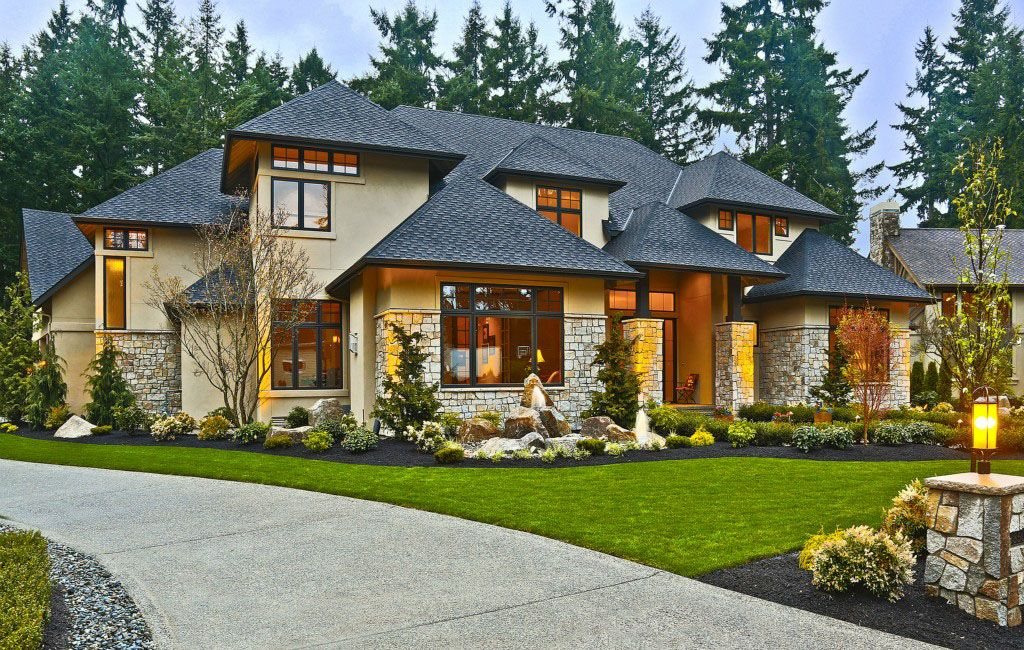 Contemporary Country Home In Bellevue Idesignarch Interior Design Architecture Interior Decorating Emagazine Country House Design Contemporary Country Home Farm Style House