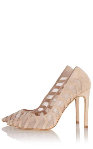 f527696998 Karen Millen Mesh and leather court shoe | ✦Wish list✦ | Pinterest ...