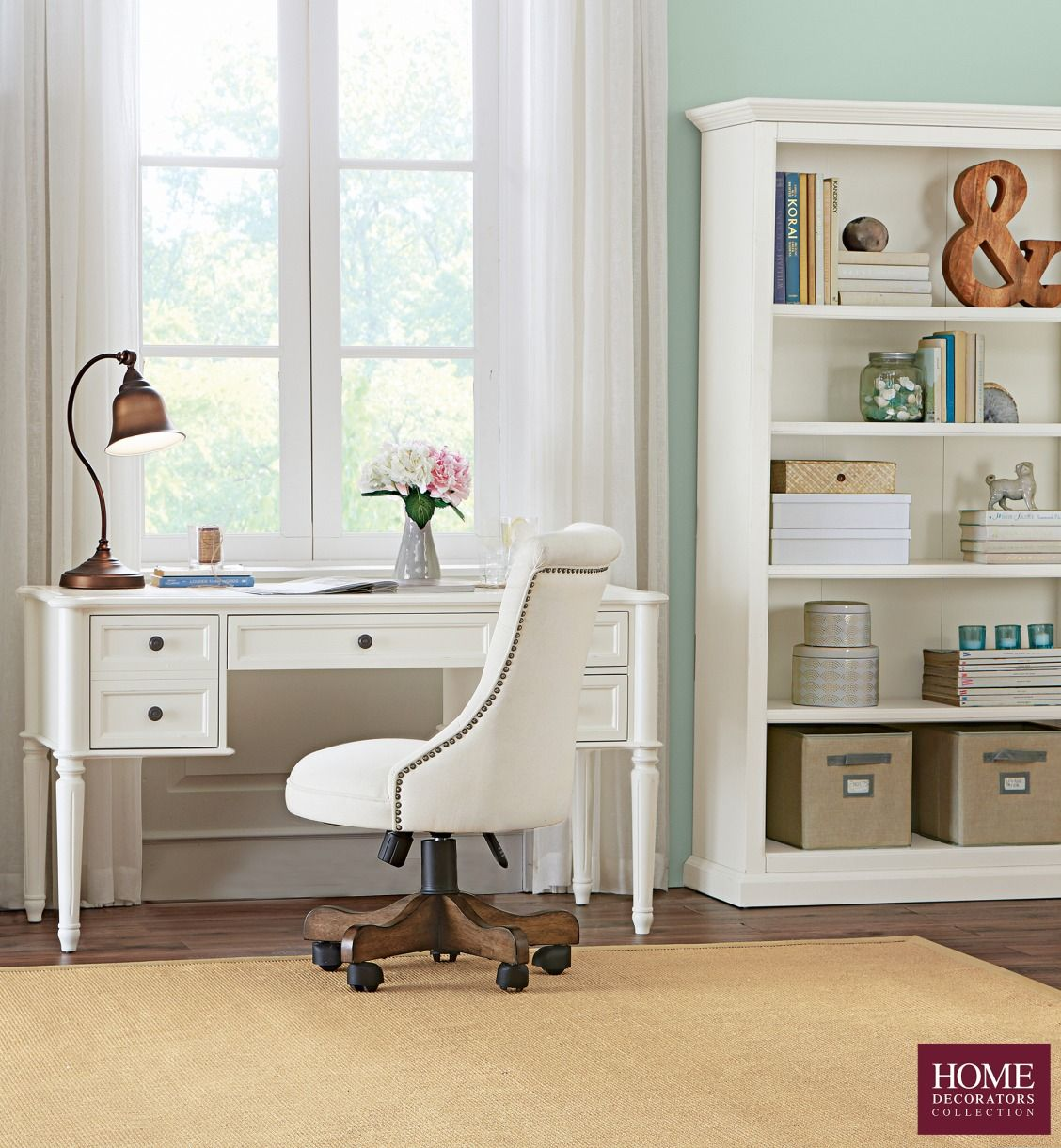 Delightful Get In A New Frame Of Mind With New Home Office Furniture. The Martha  Stewart