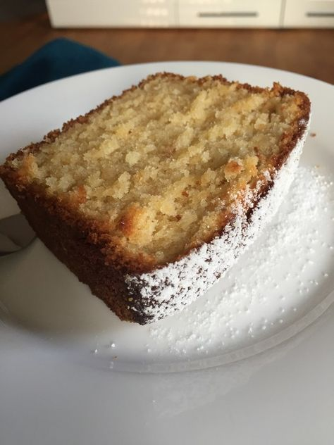 Photo of Apple sauce sponge cake from Hexentöpfchen | chef