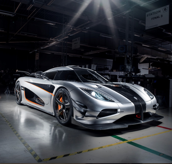 The Koenigsegg One:1 Hypercar Is 1,340HP Of Pure Awesomeness