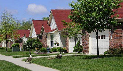 Robin Run Village Garden Homes Home And Garden House Styles Home