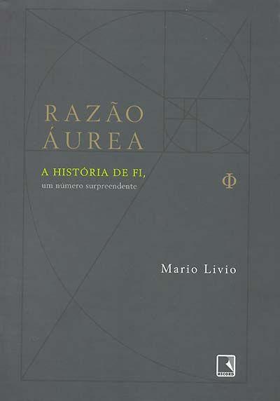 Um livro mt bom! Esmiuça a história do Fi e conceitos matemáticos de forma didática e simplificada. Mesmo quem não gosta de matemática acaba gostando do livro.