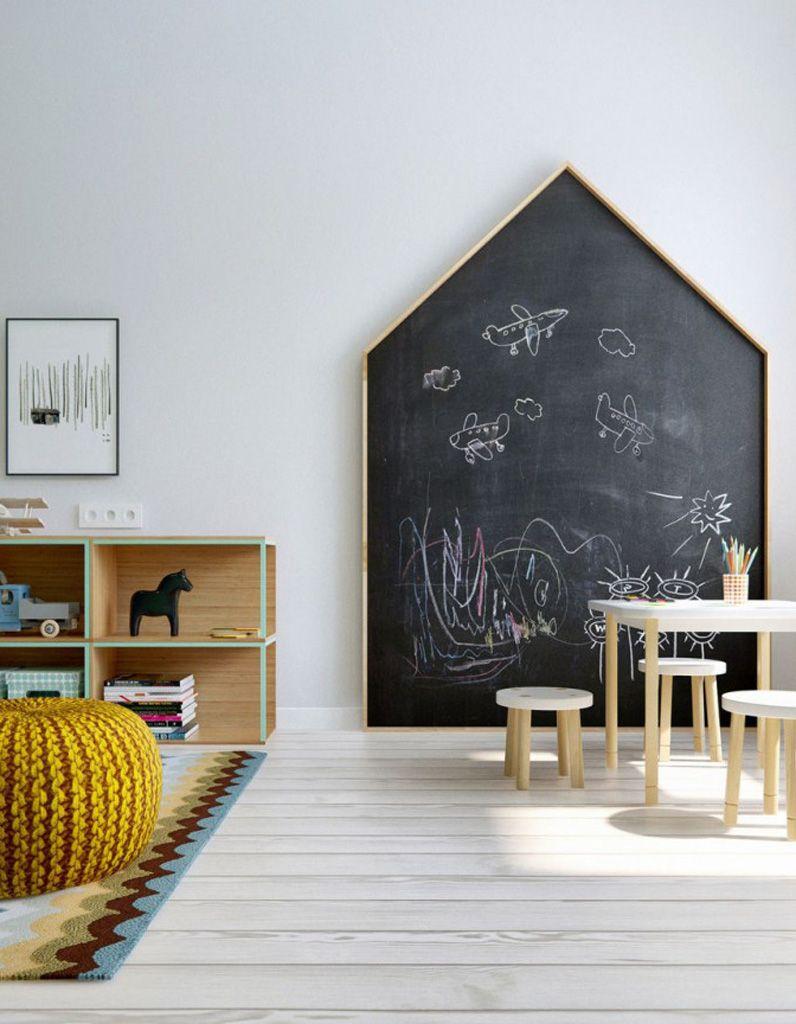 Peinture ardoise on adopte la peinture ardoise dans toute la maison elle décoration