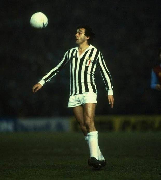 Juventus, Michel Platini