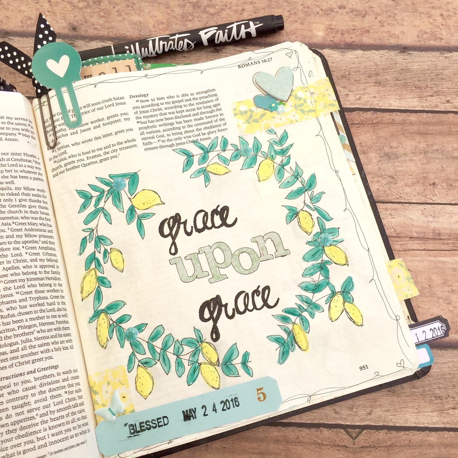 Talking About The Lords Grace Upon Grace In His Perfect Timing On