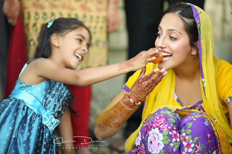 Gagan Mike Punjabi Wedding Rituals East Indian Sikh