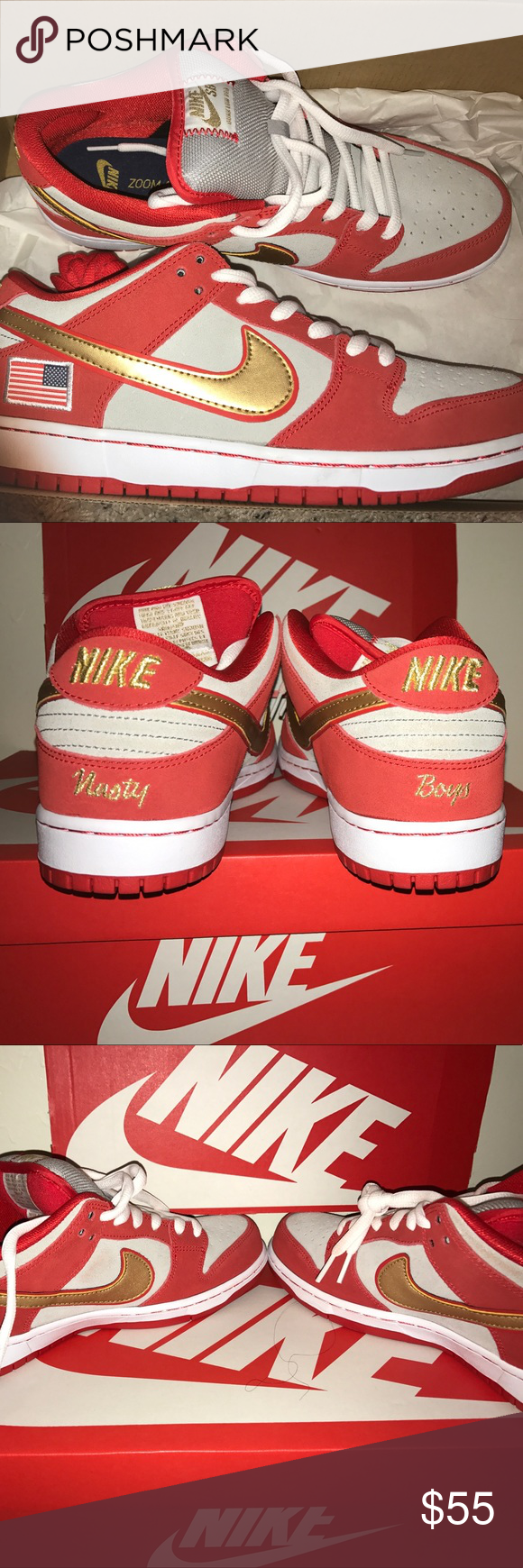 Brand new Nike SB Dunk Low Pro