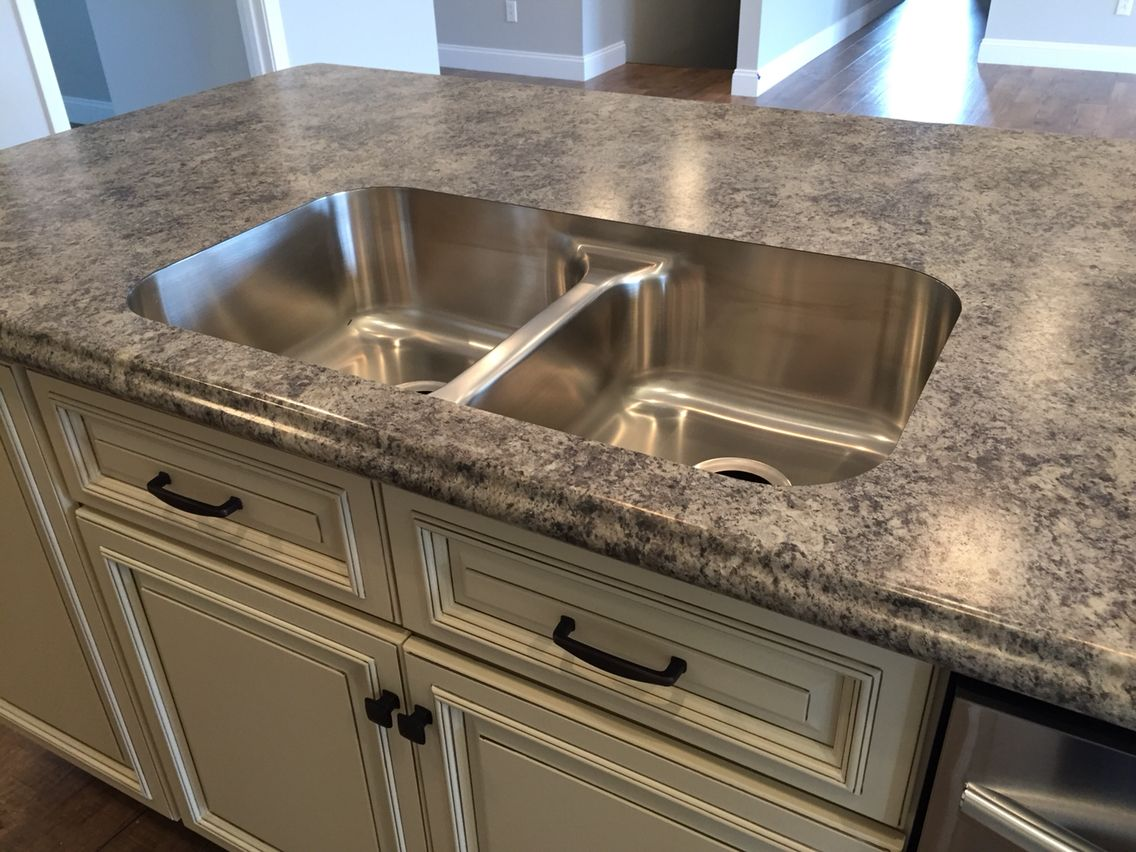 Formica Perlato Granite countertop Ideas for the House