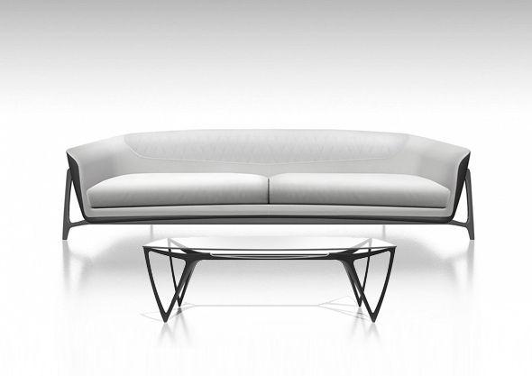Mercedes-Benz modern furniture collection.