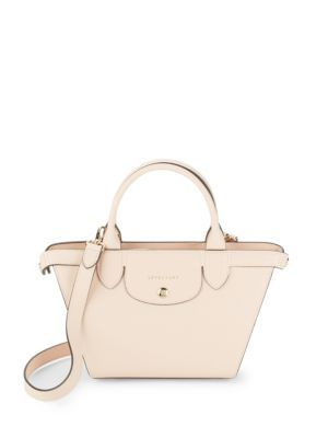 bad924f0d9b LONGCHAMP Le Pliage-Heritage Leather Crossbody Tote.  longchamp  bags   shoulder bags