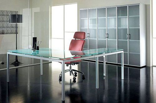gallery office glass. glass desk office and cupboard furniture gallery o