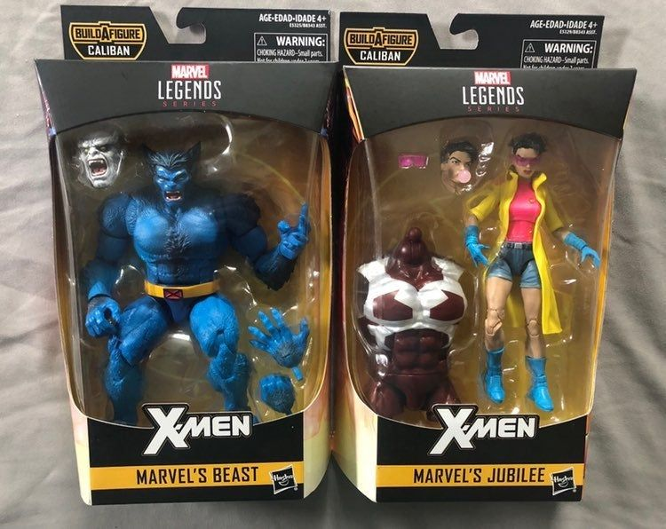 Marvel Legends Caliban Torso BaF Piece NEW!!