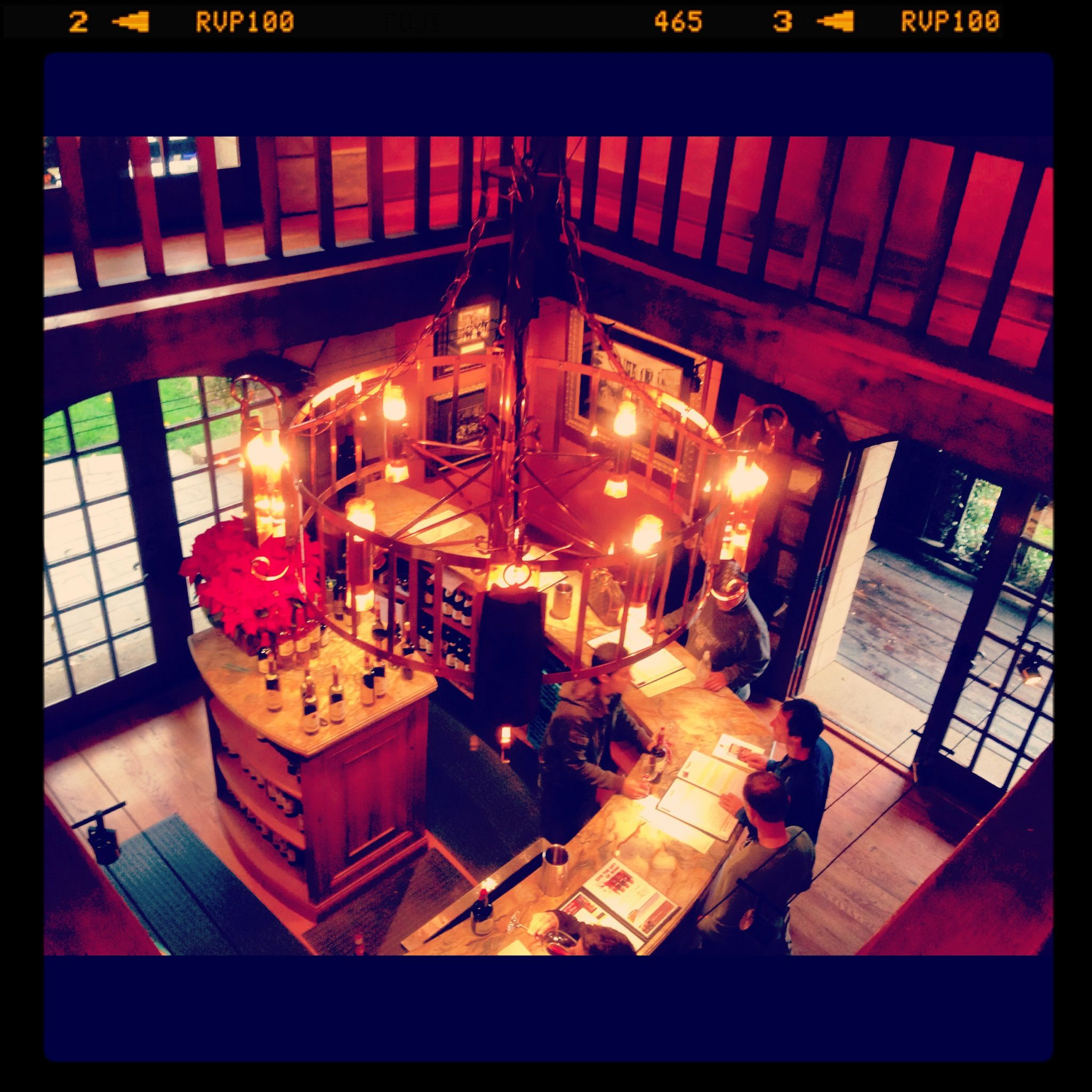 Our Vittorio S Tasting Room See You Soon Napa Valley Wine Train Winery
