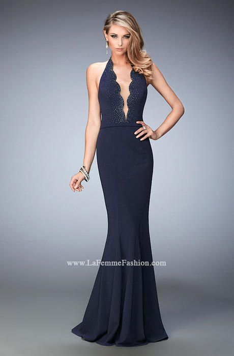 La Femme 22175 La Femme Prom Estelle\'s Dressy Dresses in Farmingdale ...