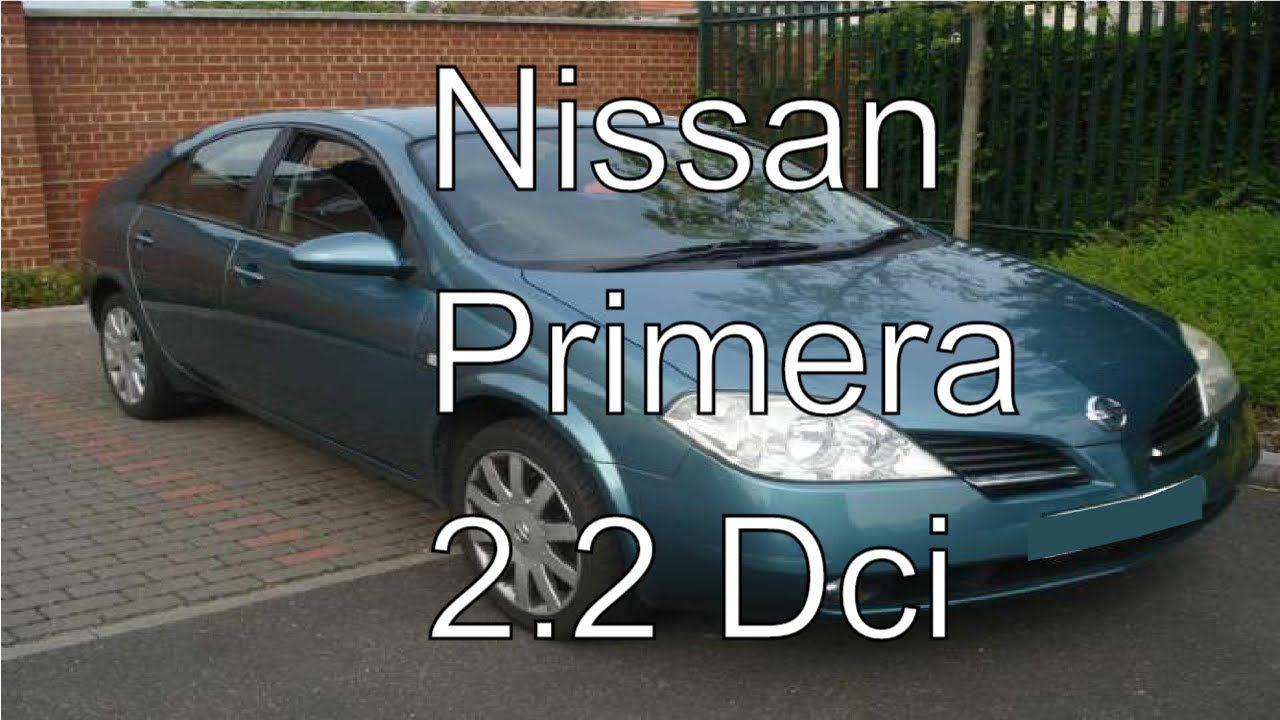 Nissan Primera 2003 2 2 Diesel 6 Speed Japanese Beauty Nissan Primera Nissan Diesel