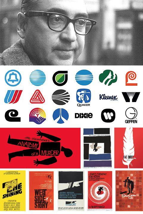 saul bass original posters