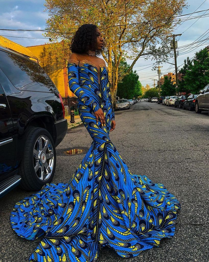 10 BEST AFRICAN PRINT PROM GOWNS – African fashion and lifestyles